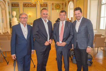 Esterhazy ORF PK - Schloss Esterhazy, Eisenstadt - Mi 12.06.2019 - Alexander WRABETZ, Stefan OTTRUBAY, Daniel SERAFIN, Hans Peter D28