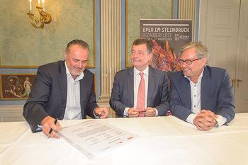 Esterhazy ORF PK - Schloss Esterhazy, Eisenstadt - Mi 12.06.2019 - Alexander WRABETZ, Stefan OTTRUBAY, Hans Peter DOSKOZIL49