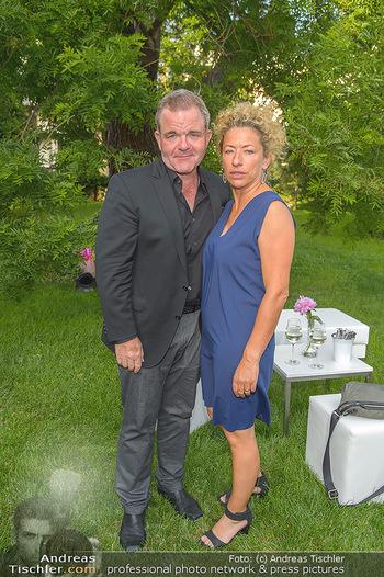 Esterhazy Künstlerfest - Palais Schönburg, Wien - Mi 12.06.2019 - Cornelius OBONYA, Carolin PIENKOS32