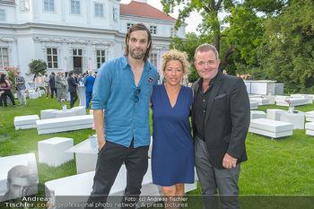 Esterhazy Künstlerfest - Palais Schönburg, Wien - Mi 12.06.2019 - Cornelius OBONYA, Carolin PIENKOS, Max SIMONISCHEK41