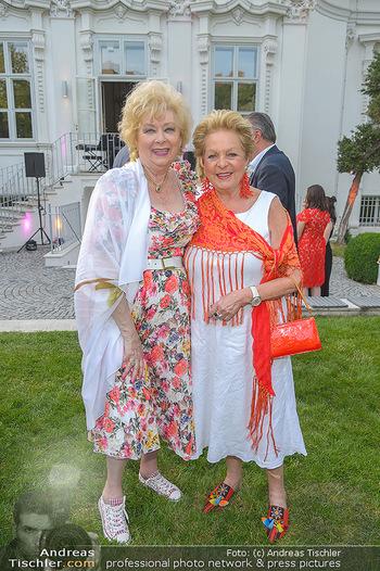 Esterhazy Künstlerfest - Palais Schönburg, Wien - Mi 12.06.2019 - Birgit SARATA, Ingeborg SERAFIN43