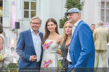 Esterhazy Künstlerfest - Palais Schönburg, Wien - Mi 12.06.2019 - Alexander WRABETZ, Lidia BAICH, Peter SCHÖBER, Leona KÖNIG124
