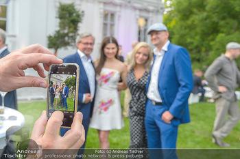 Esterhazy Künstlerfest - Palais Schönburg, Wien - Mi 12.06.2019 - Alexander WRABETZ, Lidia BAICH, Peter SCHÖBER, Leona KÖNIG126