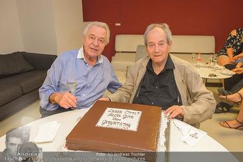 Otto Schenk 89. Geburtstag - Josefstadttheater und Kammerspiele - Mi 12.06.2019 - Otto SCHENK, Harald SERAFIN1
