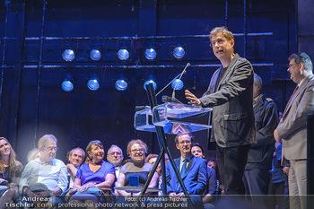 Otto Schenk 89. Geburtstag - Josefstadttheater und Kammerspiele - Mi 12.06.2019 - Daniel KEHLMANN2