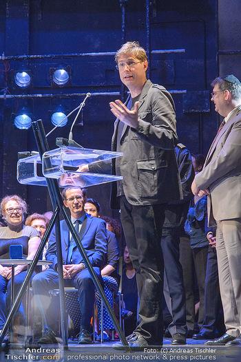 Otto Schenk 89. Geburtstag - Josefstadttheater und Kammerspiele - Mi 12.06.2019 - Daniel KEHLMANN3