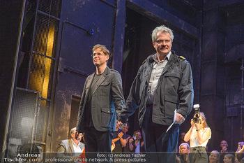 Otto Schenk 89. Geburtstag - Josefstadttheater und Kammerspiele - Mi 12.06.2019 - Daniel KEHLMANN, Herbert FÖTTINGER5
