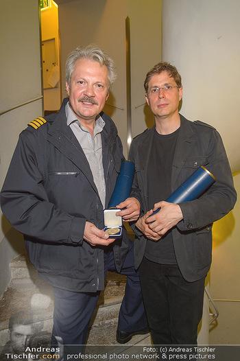 Otto Schenk 89. Geburtstag - Josefstadttheater und Kammerspiele - Mi 12.06.2019 - Daniel KEHLMANN, Herbert FÖTTINGER6