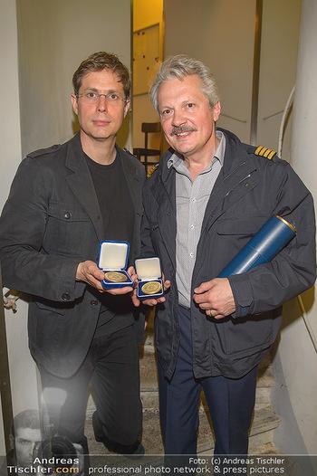 Otto Schenk 89. Geburtstag - Josefstadttheater und Kammerspiele - Mi 12.06.2019 - Daniel KEHLMANN, Herbert FÖTTINGER7