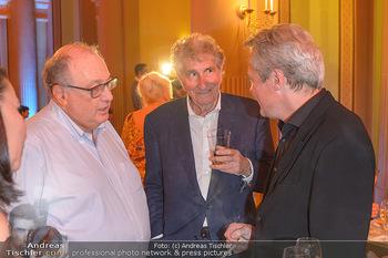 Otto Schenk 89. Geburtstag - Josefstadttheater und Kammerspiele - Mi 12.06.2019 - Ariel MUZICANT, Günter RHOMBERG, Herbert FÖTTINGER26