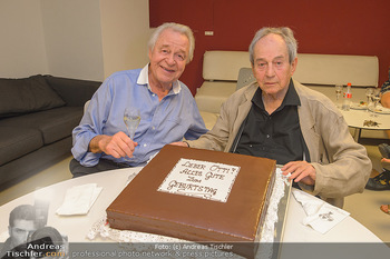 Otto Schenk 89. Geburtstag - Josefstadttheater und Kammerspiele - Mi 12.06.2019 - Otto SCHENK, Harald SERAFIN27