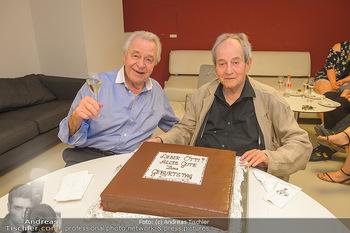 Otto Schenk 89. Geburtstag - Josefstadttheater und Kammerspiele - Mi 12.06.2019 - Otto SCHENK, Harald SERAFIN28