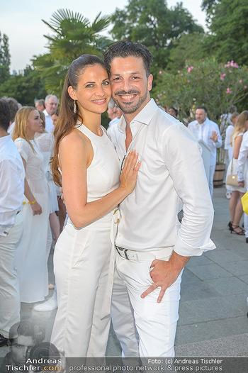 Kraml Sommerball - Kursalon Wien - Sa 15.06.2019 - Thomas KRAML mit Ehefrau Bianca58