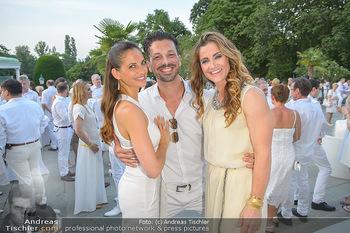 Kraml Sommerball - Kursalon Wien - Sa 15.06.2019 - Thomas KRAML mit Ehefrau Bianca, Lizz GÖRGL62