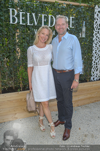 Cocktail Bar Opening - Volksgarten - Di 18.06.2019 - Erika SUESS, Bernhard ZIERLINGER8