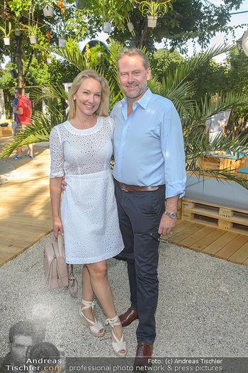 Cocktail Bar Opening - Volksgarten - Di 18.06.2019 - Erika SUESS, Bernhard ZIERLINGER9