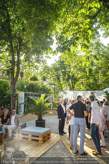 Cocktail Bar Opening - Volksgarten - Di 18.06.2019 - 20