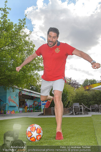 Nivea Deep Soccer Challenge - Hermann´s Strandbar, Wien - Mi 19.06.2019 - Clemens UNTERREINER17