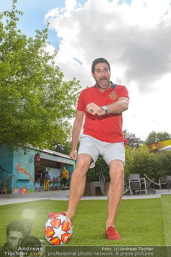 Nivea Deep Soccer Challenge - Hermann´s Strandbar, Wien - Mi 19.06.2019 - Clemens UNTERREINER18
