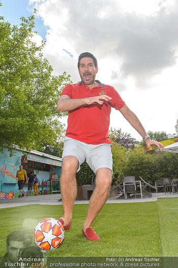 Nivea Deep Soccer Challenge - Hermann´s Strandbar, Wien - Mi 19.06.2019 - Clemens UNTERREINER19