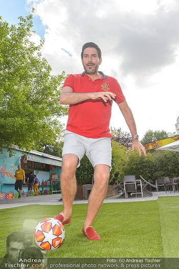 Nivea Deep Soccer Challenge - Hermann´s Strandbar, Wien - Mi 19.06.2019 - Clemens UNTERREINER20