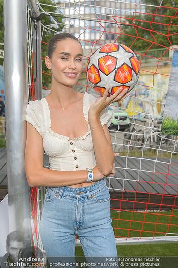 Nivea Deep Soccer Challenge - Hermann´s Strandbar, Wien - Mi 19.06.2019 - Tatjana KREUZMAYR28