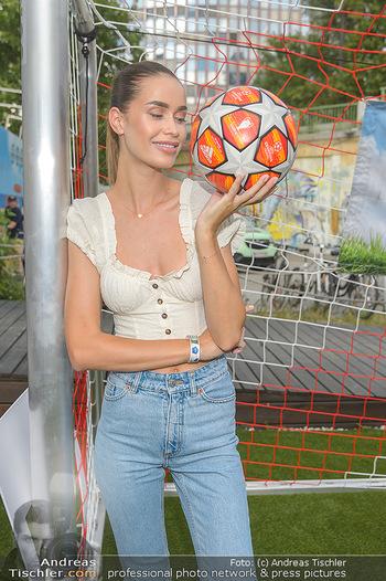 Nivea Deep Soccer Challenge - Hermann´s Strandbar, Wien - Mi 19.06.2019 - Tatjana KREUZMAYR29