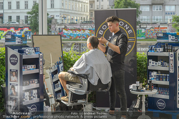 Nivea Deep Soccer Challenge - Hermann´s Strandbar, Wien - Mi 19.06.2019 - 38