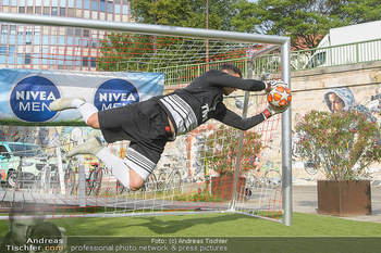 Nivea Deep Soccer Challenge - Hermann´s Strandbar, Wien - Mi 19.06.2019 - Helge PAYER Flugparade43