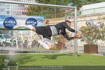 Nivea Deep Soccer Challenge - Hermann´s Strandbar, Wien - Mi 19.06.2019 - Helge PAYER Flugparade44