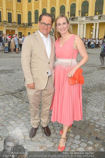 Sommernachtskonzert 2019 - Schloss Schönbrunn - Do 20.06.2019 - Andreas und Maria GROßBAUER (GROSSBAUER)4