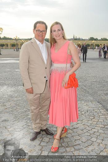 Sommernachtskonzert 2019 - Schloss Schönbrunn - Do 20.06.2019 - Andreas und Maria GROßBAUER (GROSSBAUER)5