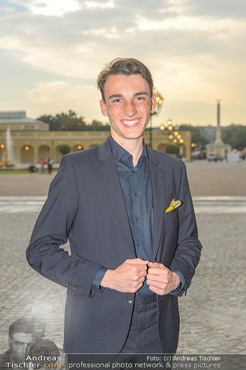 Sommernachtskonzert 2019 - Schloss Schönbrunn - Do 20.06.2019 - 7