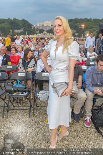 Sommernachtskonzert 2019 - Schloss Schönbrunn - Do 20.06.2019 - Silvia SCHNEIDER27