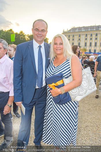 Sommernachtskonzert 2019 - Schloss Schönbrunn - Do 20.06.2019 - Andreas REICHHARDT mit Begleitung30