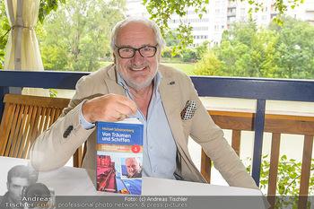 Michael Schottenberg Buchpräsentation - Summerstage, Wien - So 23.06.2019 - Michael SCHOTTENBERG1