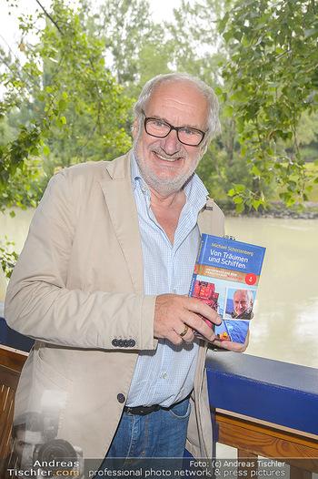 Michael Schottenberg Buchpräsentation - Summerstage, Wien - So 23.06.2019 - Michael SCHOTTENBERG2