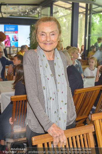 Michael Schottenberg Buchpräsentation - Summerstage, Wien - So 23.06.2019 - Erni Erna MANGOLD (Portrait)18