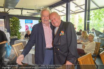 Michael Schottenberg Buchpräsentation - Summerstage, Wien - So 23.06.2019 - Harald SERAFIN, Rudolf Purzel KLINGOHR23