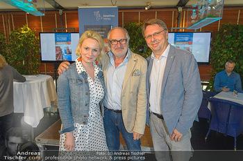 Michael Schottenberg Buchpräsentation - Summerstage, Wien - So 23.06.2019 - Fritz und Lou LORENZ-DITTLBACHER, Michael SCHOTTENBERG25