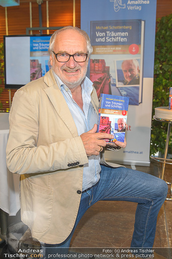 Michael Schottenberg Buchpräsentation - Summerstage, Wien - So 23.06.2019 - Michael SCHOTTENBERG26