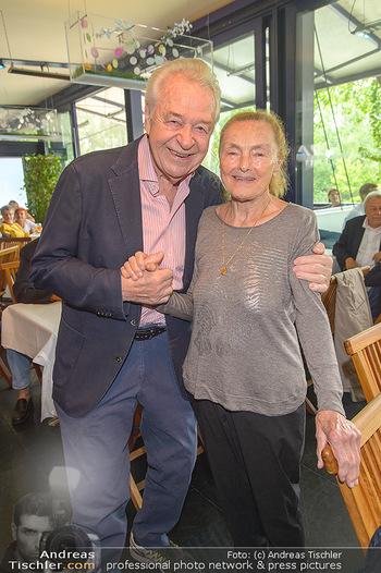 Michael Schottenberg Buchpräsentation - Summerstage, Wien - So 23.06.2019 - Harald SERAFIN, Erni MANGOLD28
