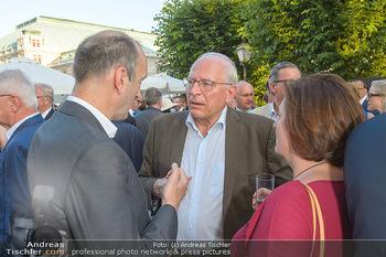 Sommerfest der RLB Oberösterreich - Albertina, Wien - Di 25.06.2019 - Claus RAIDL, Christoph DICHAND35