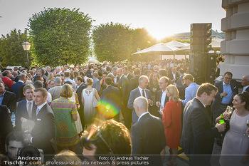 Sommerfest der RLB Oberösterreich - Albertina, Wien - Di 25.06.2019 - 36