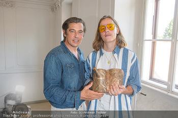 Austrian Art Award DFG - Modeschule Wien Schloss Hetzendorf - Mi 26.06.2019 - Werner SCHREYER, Pierre SARKOZY4