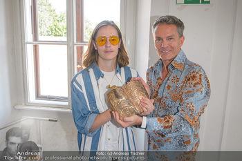 Austrian Art Award DFG - Modeschule Wien Schloss Hetzendorf - Mi 26.06.2019 - Alfons HAIDER, Pierre SARKOZY8