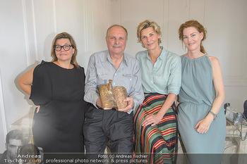Austrian Art Award DFG - Modeschule Wien Schloss Hetzendorf - Mi 26.06.2019 - Christian Ludwig ATTERSEE, Lilli HOLLEIN, Michel MAYER, Desiree 9