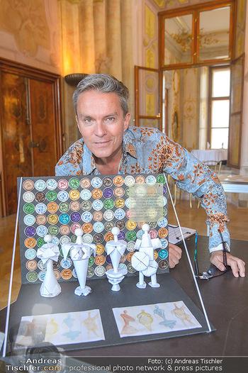 Austrian Art Award DFG - Modeschule Wien Schloss Hetzendorf - Mi 26.06.2019 - Alfons HAIDER16