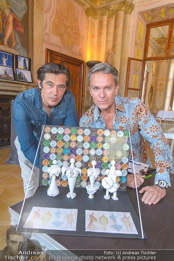 Austrian Art Award DFG - Modeschule Wien Schloss Hetzendorf - Mi 26.06.2019 - Alfons HAIDER, Werner SCHREYER17