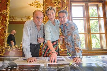 Austrian Art Award DFG - Modeschule Wien Schloss Hetzendorf - Mi 26.06.2019 - Christian Ludwig ATTERSEE, Desiree TREICHL-STÜRGKH, Alfons HAID24